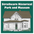 Strathearn Historical Park and Museum Logo